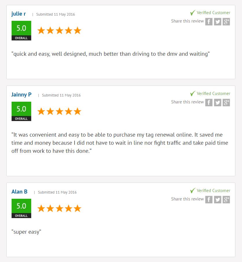eTags.com reviews